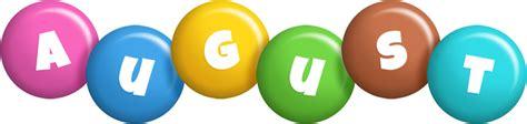 August Logo | Name Logo Generator - Candy, Pastel, Lager ...