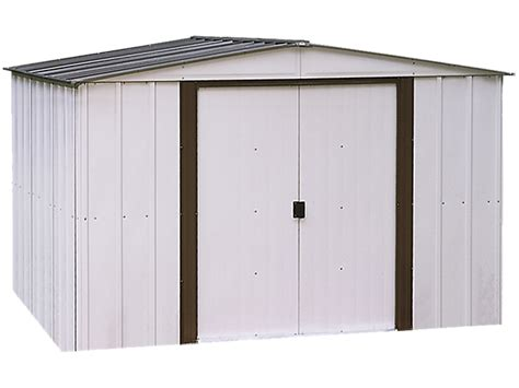 newburgh 10 ft x 8 ft steel storage shed