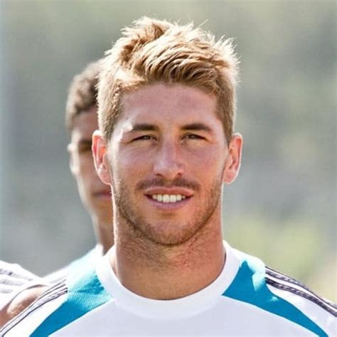 sergio ramos haircut mens hairstyles haircuts