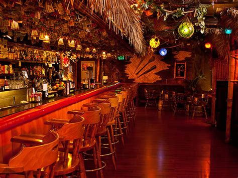 Tiki Bar Hut City by The Best Tiki Bars In San Francisco Bay Area For A Taste