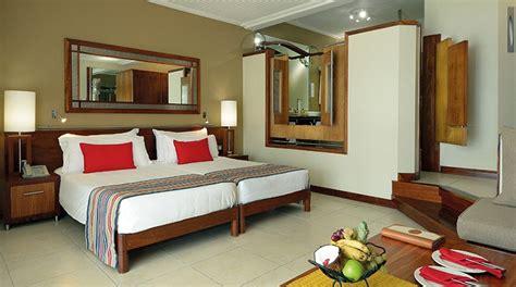 description chambre hotel hotel shandrani ile maurice