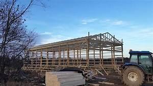 How To Build A Pole Barn  57 U0026 39 X80 U0026 39