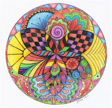 bloemen orakel tekentraining