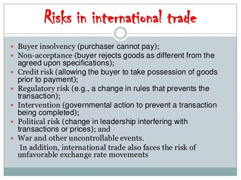 International Trade In India