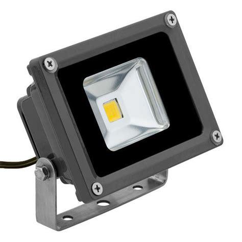 10w led flood light fixture 85 265v e led fla1032 1