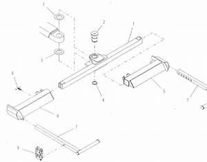 Jerr Dan Standard Duty Wheel Lift Pivot Pin For Greaseable