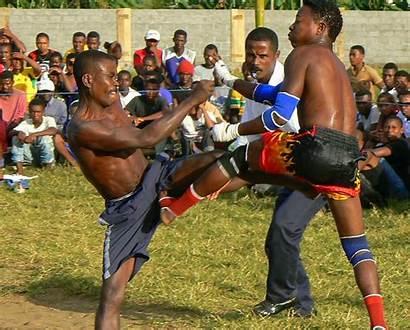 Madagascar Martial Sport Fighting Africa