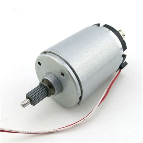 Small Electric Motor by How Does Blocking A Servo Dc Motor It