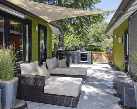shaded west facing patio houzz