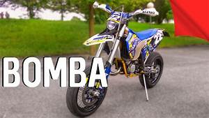 Supermotard 125 2t : ride tell husaberg te 125 motard meglio dell 39 exc youtube ~ Medecine-chirurgie-esthetiques.com Avis de Voitures