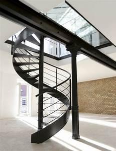 Escalier Helicoidal Exterieur Prix : escalier h lico dal schaffner ~ Premium-room.com Idées de Décoration
