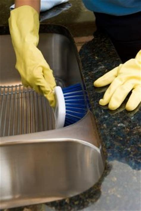 how to make kitchen sink shine restore shine to a stainless steel sink 8749
