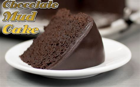 easy chocolate cake easy chocolate mud cake recipe super fudge cake recipe viyoutube