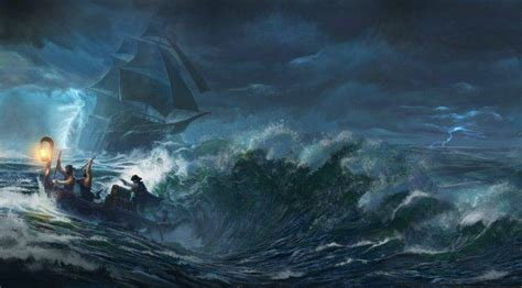 Fishing Boat Storm Movie by Sea Boat Storm Pirates Ship Wallpapers Hd Desktop