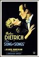 Marlene Dietrich Song of Songs Movie Film Poster Print