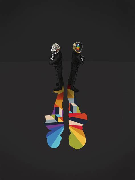 Daft Punk. Jason Ratliff. | Graphik, Punk, Musik