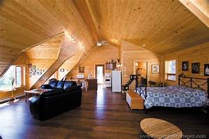 Homes And Cottages Consumer Log Home Luxury