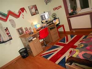 Idee chambre ado anglaise for Deco anglaise chambre ado