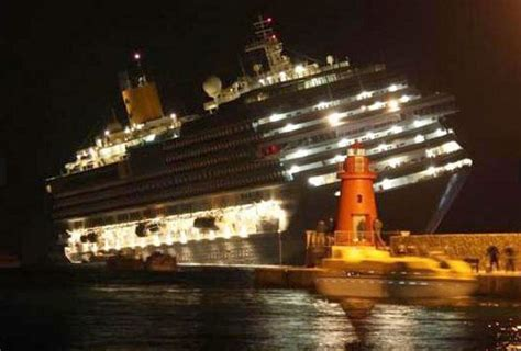 Cruise Ship Sinking Italy by Sinking Cruise News