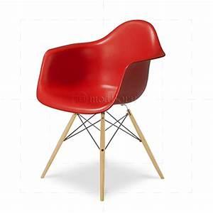 Eames Replica Deutschland : eames style dining daw arm chair red replica ~ Sanjose-hotels-ca.com Haus und Dekorationen