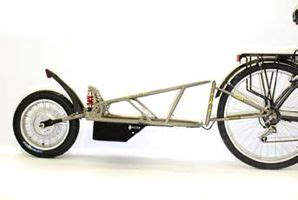 Electric Motors Vancouver by Bicycle Electric Push Trailer Electric Bikes Electric