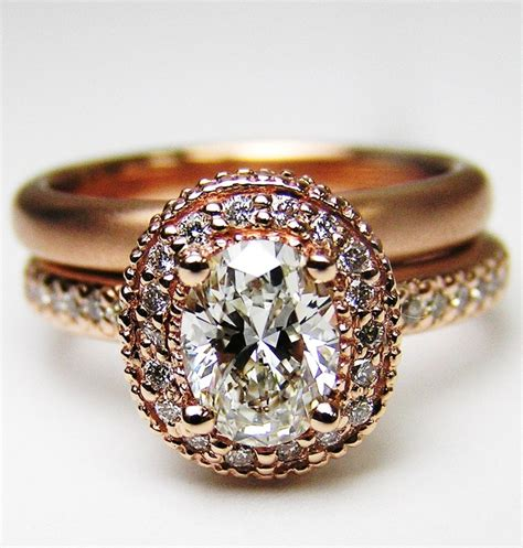 vintage gold engagement rings gold vintage engagement ring ipunya