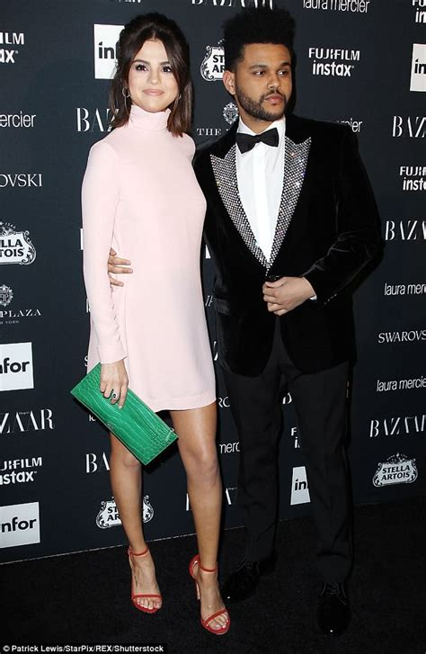 The Weeknd 'hints that he offered Selena Gomez one of his ...