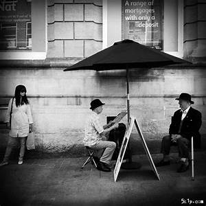 iPhoneography - { artist at work }   Skipology
