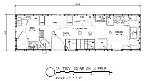 Tiny House Grundriss by How To Create Your Own Tiny House Floor Plan