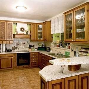 Rustikální kuchyně inspirace