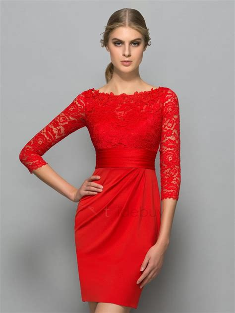 Best 25+ Red Cocktail Dress Ideas On Pinterest Crayon