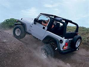 The Best 2004 Jeep Wrangler Tj Factory Service Manual