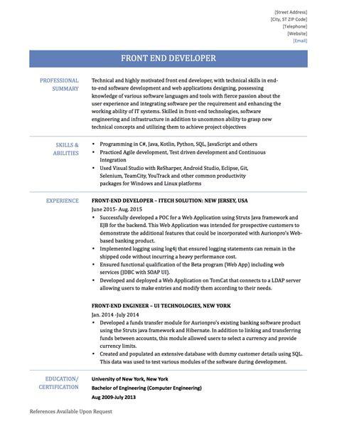 therapist resume summary resumes free