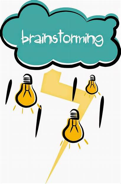 Brainstorming Clipart Examples Writing Pre Activities Cliparts