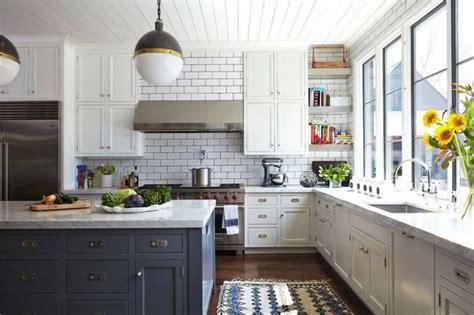 idee cuisine en l idée cuisine 65 intérieurs qui font rêver