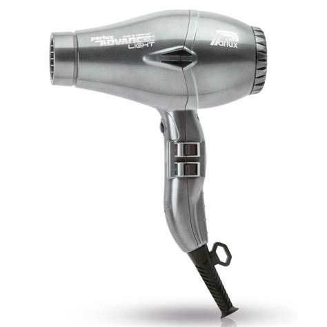 Advanced Lighting by Parlux Advance Light Ionic And Ceramic Dryer Graphite