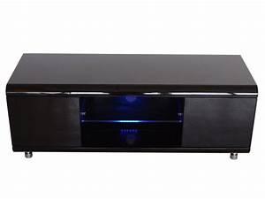 Meuble Tv Led Noir : meuble tele tous les fournisseurs commode tele bahut televiseur meuble tv 3 tiroirs ~ Teatrodelosmanantiales.com Idées de Décoration