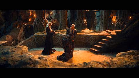 thranduil interrogates orc hd youtube