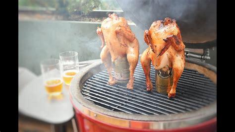 Nel Sedere Beerbutt Chicken Il Pollo Con La Nel Sedere