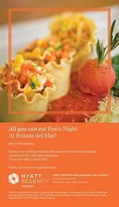 All-you-can-eat Pasta night - VisitAruba.com