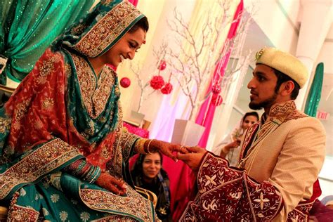 muslim wedding what is the nature and essentials of a muslim marriage