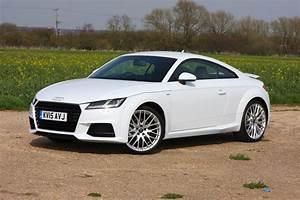 Audi Tt Rs Coupe : audi tt coup 2014 photos parkers ~ Nature-et-papiers.com Idées de Décoration