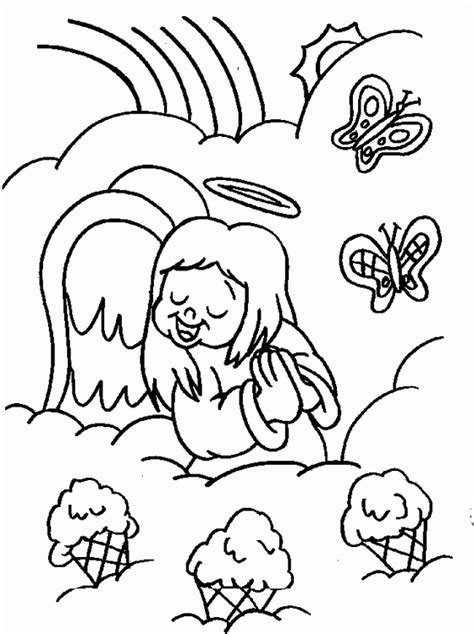kids page coloring pages