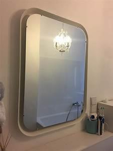 Spiegel Kaufen Ikea : ikea storjorm spiegel mit beleuchtung weiss in berlin ikea m bel kaufen und verkaufen ber ~ Yasmunasinghe.com Haus und Dekorationen