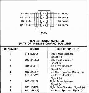 1988 Ford Mustang Lx Radio Wiring Diagram