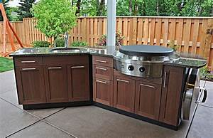 Ways, To, Choose, Prefabricated, Outdoor, Kitchen, Kits