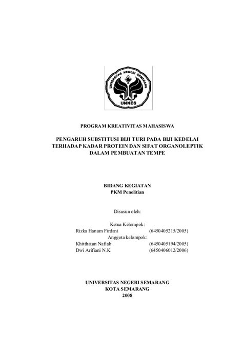 Doc Contoh Proposal Skripsi Administrasi Negara Doc Welcome