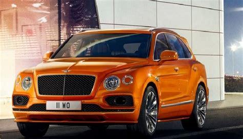 Modifikasi Bentley Mulsanne by Bentley Ulang Tahun Ke 100 Pamerkan 2 Mobil Barunya