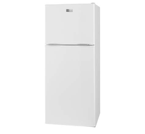 Apartment Size Refrigerator With Freezer by Frigidaire 12 Cu Ft Top Freezer Apartment Size