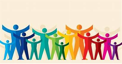 Responsibility Social Corporate Illustration Teamwork Vector Illustrations